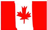 CANADA   かなだフラッグ